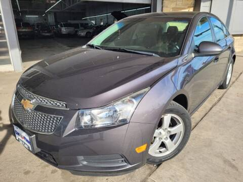 2011 Chevrolet Cruze for sale at Car Planet Inc. in Milwaukee WI