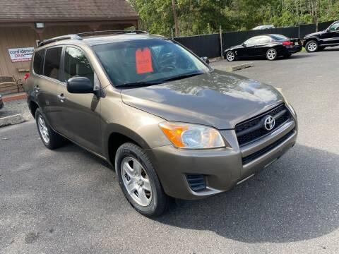 2009 Toyota RAV4 for sale at Suburban Wrench in Pennington NJ