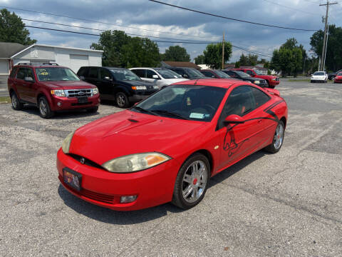 2002 Mercury Cougar for sale at US5 Auto Sales in Shippensburg PA