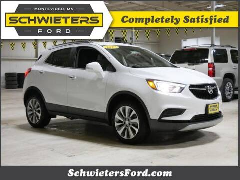 2019 Buick Encore for sale at Schwieters Ford of Montevideo in Montevideo MN