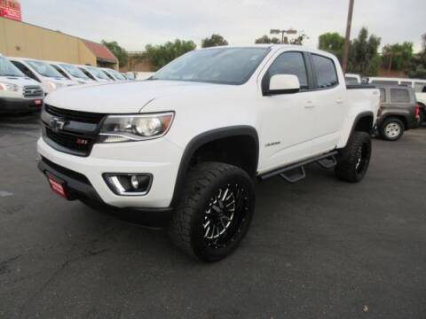 2016 Chevrolet Colorado for sale at Norco Truck Center in Norco CA