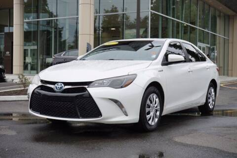 2017 Toyota Camry Hybrid for sale at Jeremy Sells Hyundai in Edmonds WA
