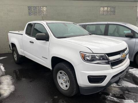 2015 Chevrolet Colorado for sale at Major Car Inc in Murray UT