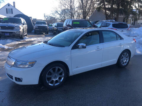2008 Lincoln MKZ for sale at CPM Motors Inc in Elgin IL