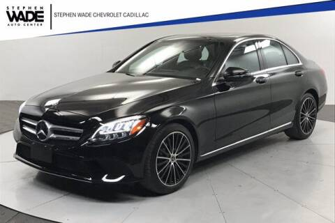 2019 Mercedes-Benz C-Class for sale at Stephen Wade Pre-Owned Supercenter in Saint George UT