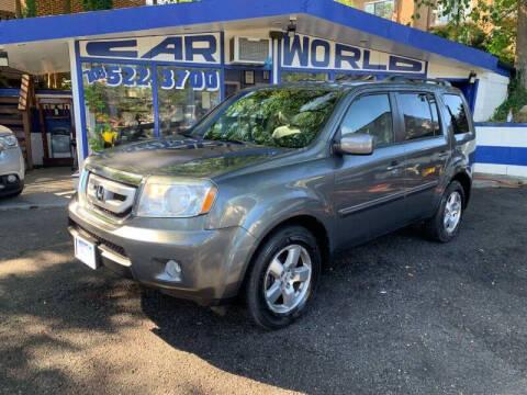 2011 Honda Pilot for sale at Car World Inc in Arlington VA