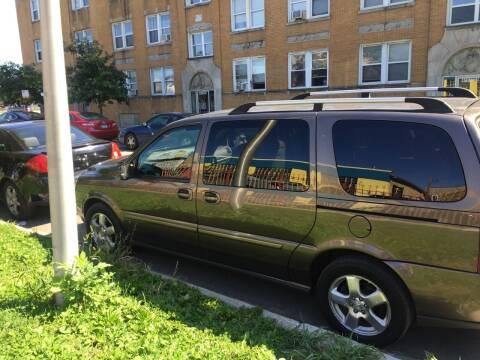 2008 Chevrolet Uplander for sale at HW Used Car Sales LTD in Chicago IL