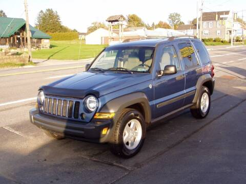 2006 Jeep Liberty for sale at The Autobahn Auto Sales & Service Inc. in Johnstown PA