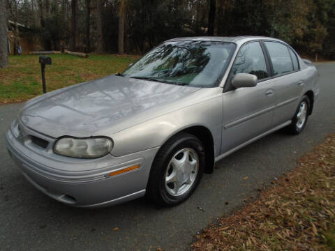 1999 Oldsmobile Cutlass for sale at City Imports Inc in Matthews NC