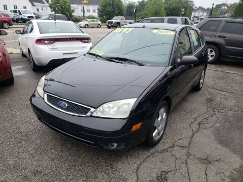 2007 Ford Focus for sale at TC Auto Repair and Sales Inc in Abington MA