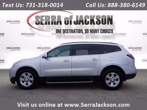 2014 Chevrolet Traverse for sale at Serra Of Jackson in Jackson TN