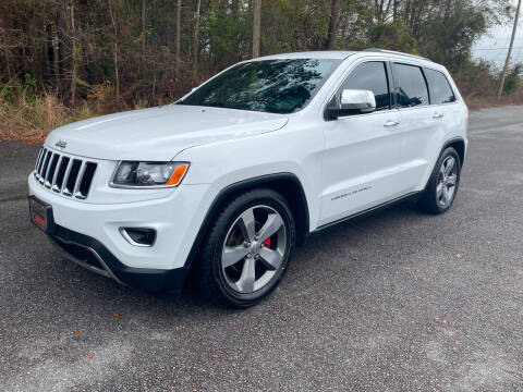 2015 Jeep Grand Cherokee for sale at Autoteam of Valdosta in Valdosta GA