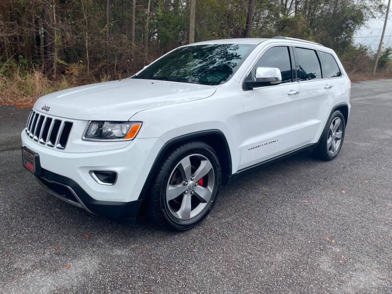 2015 Jeep Grand Cherokee for sale at Autoteam of Valdosta in Valdosta GA