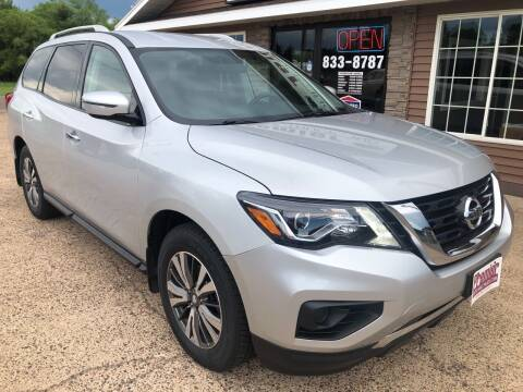 2017 Nissan Pathfinder for sale at Premier Auto & Truck in Chippewa Falls WI