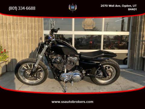 2004 Harley-Davidson XL1200C Sportster 1200 Custom for sale at S S Auto Brokers in Ogden UT