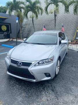 2016 Lexus CT 200h for sale at YOUR BEST DRIVE in Oakland Park FL