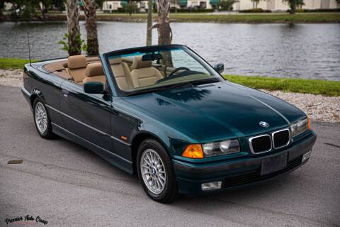 1998 BMW 3 Series for sale at Premier Auto Group of South Florida in Wellington FL