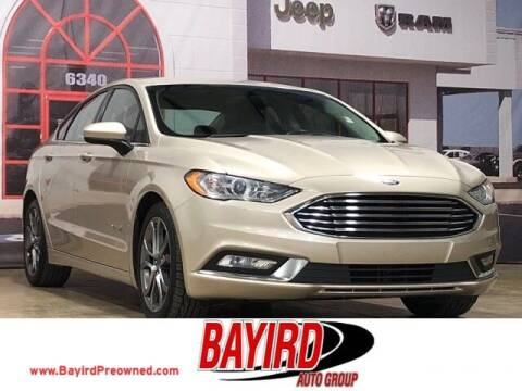 2017 Ford Fusion Hybrid for sale at Bayird Truck Center in Paragould AR