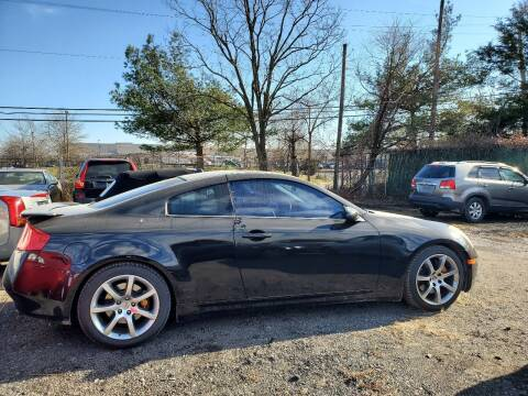 2004 Infiniti G35 for sale at M & M Auto Brokers in Chantilly VA
