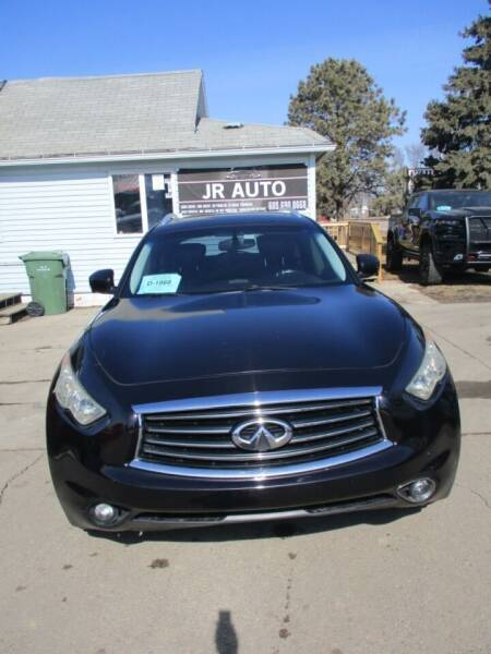 2012 Infiniti FX35 for sale at JR Auto in Brookings SD