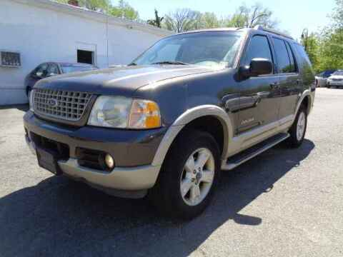 2005 Ford Explorer for sale at Purcellville Motors in Purcellville VA