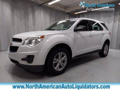 2015 Chevrolet Equinox for sale at North American Auto Liquidators in Essington PA