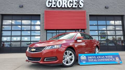 2014 Chevrolet Impala for sale at George's Used Cars - Pennsylvania & Allen in Brownstown MI