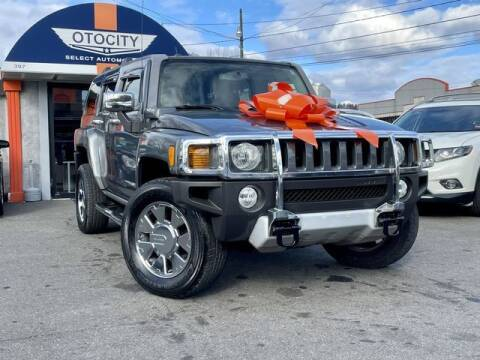 2008 HUMMER H3 for sale at OTOCITY in Totowa NJ