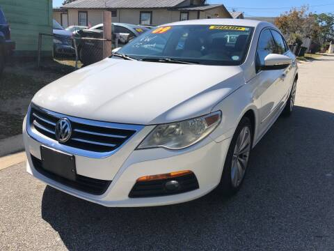 2009 Volkswagen CC for sale at Castagna Auto Sales LLC in Saint Augustine FL