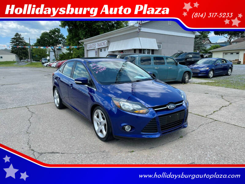 2012 Ford Focus for sale in Hollidaysburg, PA