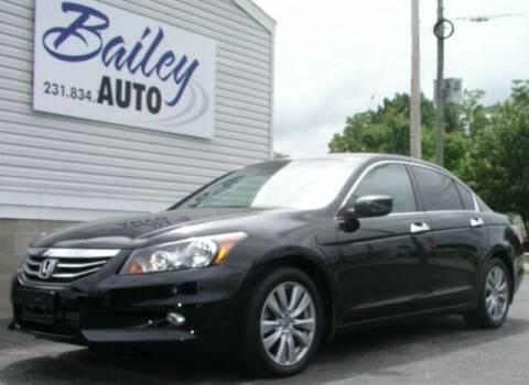 2011 Honda Accord for sale at Bailey Auto LLC in Bailey MI