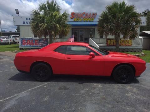 2015 Dodge Challenger for sale at Sun Coast City Auto Sales in Mobile AL