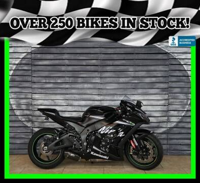 2017 Kawasaki Ninja ZX-10RR for sale at AZMotomania.com in Mesa AZ