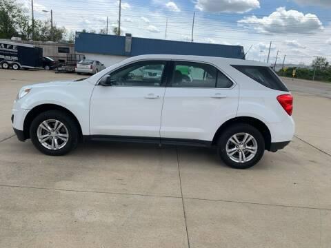 2013 Chevrolet Equinox for sale at Elite Auto Plaza in Springfield IL