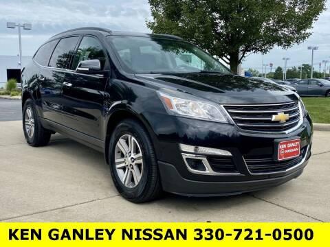 2015 Chevrolet Traverse for sale at Ken Ganley Nissan in Medina OH