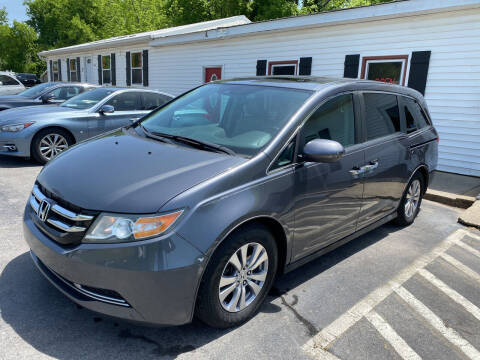2014 Honda Odyssey for sale at NextGen Motors Inc in Mt. Juliet TN
