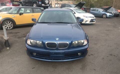 2002 BMW 3 Series for sale at Vuolo Auto Sales in North Haven CT