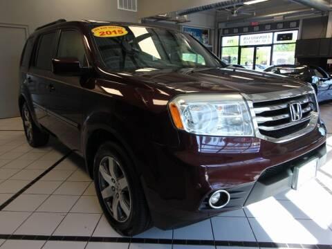 2015 Honda Pilot for sale at Crossroads Car & Truck in Milford OH