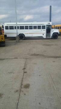 2001 Chevrolet BLUEBIRD  A/C for sale at Interstate Bus Sales Inc. in Wallisville TX