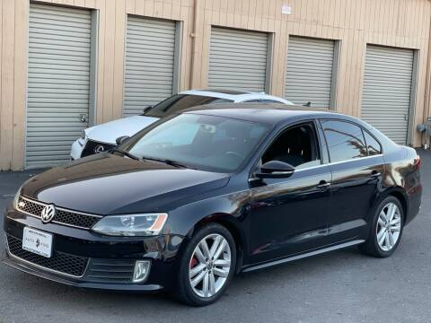 2012 Volkswagen Jetta for sale at Auto King in Roseville CA