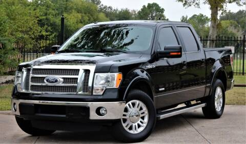 2012 Ford F-150 for sale at Texas Auto Corporation in Houston TX