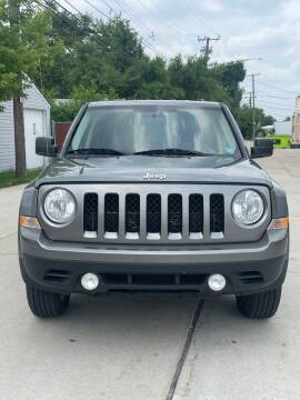 2014 Jeep Patriot for sale at Suburban Auto Sales LLC in Madison Heights MI