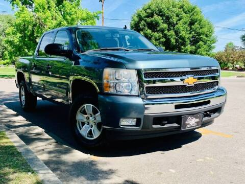 2010 Chevrolet Silverado 1500 for sale at Boise Auto Group in Boise ID