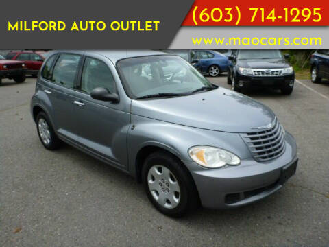 2009 Chrysler PT Cruiser for sale at Milford Auto Outlet in Milford NH