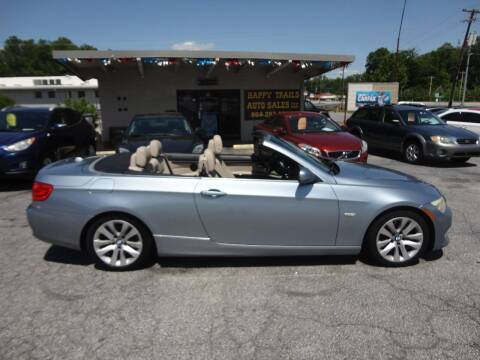 2011 BMW 3 Series for sale at HAPPY TRAILS AUTO SALES LLC in Taylors SC