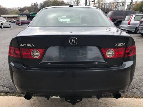2005 Acura TSX for sale at Auto Smart Charlotte in Charlotte NC