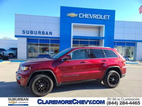 2020 Jeep Grand Cherokee for sale at Suburban Chevrolet in Claremore OK