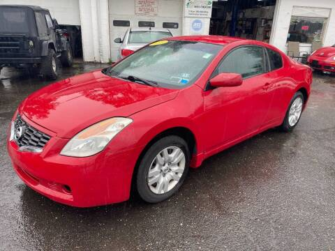 2009 Nissan Altima for sale at East Windsor Auto in East Windsor CT