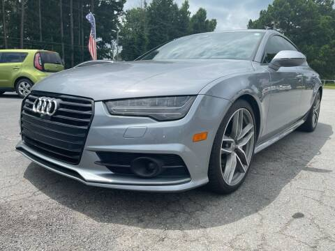 2016 Audi A7 for sale at Airbase Auto Sales in Cabot AR