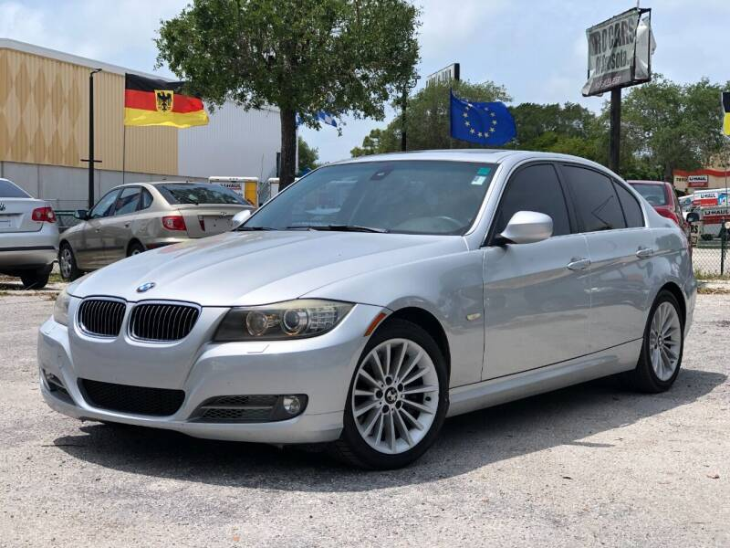 2010 BMW 3 Series for sale at Pro Cars Of Sarasota Inc in Sarasota FL